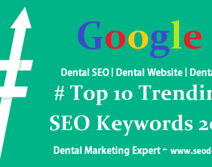 Why I need to do SEO for my dental website, and why should I care?
